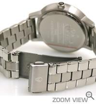 ニクソン NIXON 腕時計 KENSINGTON NA099000-00 ブラック ベルト