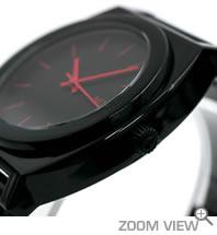 ニクソン 腕時計 TTP(TIME TELLER P) NA119480-00 ブラック/ブライトピンク サイド