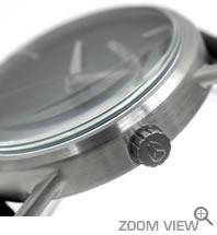 NIXON 腕時計 MELLOR NA129000-00 ブラック ニクソン サイド