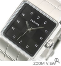 NIXON ニクソン 腕時計 QUATRO NA013000-00 ブラック 文字盤