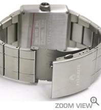 NIXON ニクソン 腕時計 QUATRO NA013000-00 ブラック ベルト