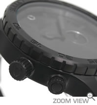ニクソン 腕時計 NIXON 51-30 NA057001-00 オールブラック 横置き