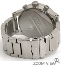 ニクソン NIXON 腕時計 51-30 CHRONO NA083100-00 ホワイト ベルト