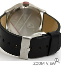 NIXON 腕時計 ニクソン 51-30 CHRONO NA083000-00 ブラック ベルト