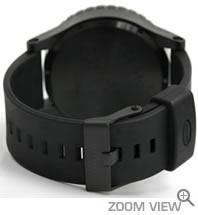 ニクソン 腕時計 NIXON 51-30 PU NA058001-00 オールブラック ベルト