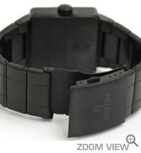 NIXON ニクソン 腕時計 QUATRO NA013001-00 オールブラック ベルト