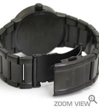 NIXON 腕時計 ニクソン CANNON NA160001-00 オールブラック ベルト
