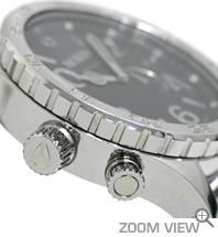 ニクソン 腕時計 51-30 NA057487-00 ハイポリッシュ/ブラック NIXON サイド