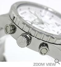 NIXON 腕時計 ニクソン 51-30 CHRONO NA083488-00 ハイポリッシュ/ホワイト 横向き