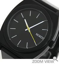 NIXON 腕時計 ニクソン TIME TELLER P NA119000-00 ブラック 文字盤