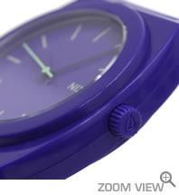 NIXON ニクソン 腕時計 TIME TELLER P NA119230-00 パープル 横向き