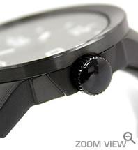 ニクソン 腕時計 PRIVATE SS NA276001-00 オールブラック NIXON サイド