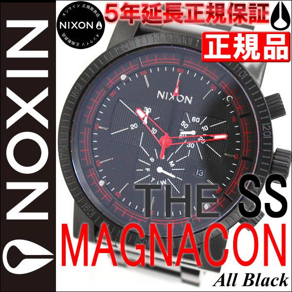 ニクソン 腕時計 メンズ NIXON ELETE CLASS THE MAGNACON SS マグナコン SS