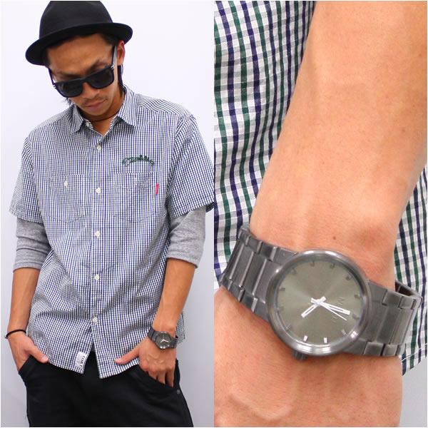 ニクソン 腕時計 NIXON THE CANNON キャノン NA160632 オールガンメタル