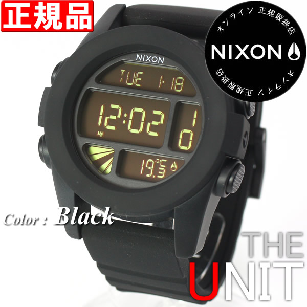 NIXON ニクソン 腕時計 ユニット デジタル
