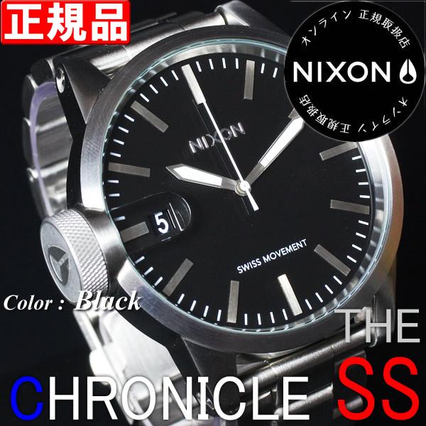 NIXON ニクソン 腕時計 メンズ クロニコル SS