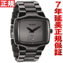 Nixon NIXON player PLAYER XL XL watch men's gunmetal NA352131-00