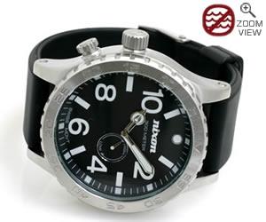 ニクソン NIXON 腕時計 51-30 PU ブラック NA058000-00 横置き