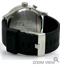 ニクソン NIXON 腕時計 51-30 PU ブラック NA058000-00 ベルト