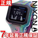Nixon NIXON supermarket tide SUPERTIDE watch men marble multi-Japan precedence release color digital NA3161610-00