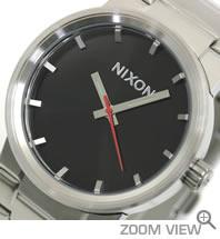�j�N�\�� �r���v �����Y���f�� NA160000-00 NIXON THE CANNON �u���b�N