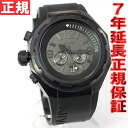 Nixon NIXON スティールキャット STEELCAT watch mens chronograph black NA313001-00