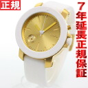 Nixon NIXON Raider RAIDER watches ladies chronograph white / gold NA317111-00