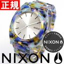 Nixon NIXON time teller p acetate ACETATE TIME TELLER watch women's water color NA3271116-00