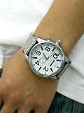 NIXON 時計 ニクソン THE 51-30 NA057100-00 ホワイト 着用