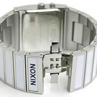 ニクソン 腕時計 メンズモデル NA028100 NIXON THE ROTOLOG ホワイト