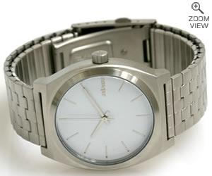 NIXON ニクソン 腕時計 THE TIME TELLER (タイム テラー) ホワイト NA045100-00