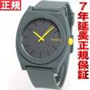Nixon NIXON thyme Teller P TIME TELLER P watch Lady's / men mat steal gray NA1191244-00