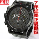 Nixon NIXON 48-20 Chrono 48-20 CHRONO watch mens chronograph black / multi NA4861320-00