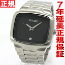 Nixon NIXON ビックプレイヤー BIG PLAYER watch mens black NA487000-00