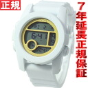Nixon NIXON unit 40 40 UNIT watches digital-all white / gold NA4901035-00