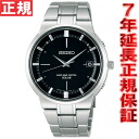SEIKO spirit SEIKO SPIRIT electric wave solar radio time signal watch men pair watch SBTM205