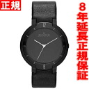 Authority of scar gene SKAGEN watch men / Lady's Hiroshi Konno design limitation model IKON SKW6045
