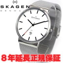 Scar gene SKAGEN watch men KLASSIK classical music SKW6052