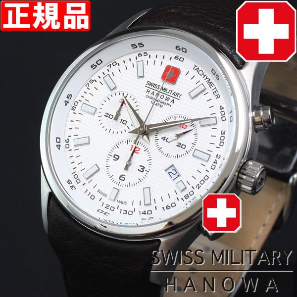 SWISS MILITARY メンズ腕時計 NAVALUS ナバロスシリーズ