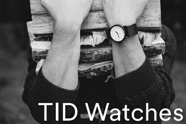 �ƥ��åɥ����å��� TID Watches