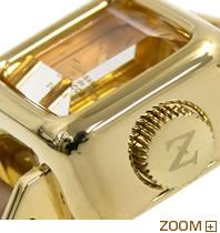 CABANE de ZUCCa 腕時計 CARAMEL カバン ド ズッカ キャラメル AWGP005 横向き