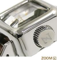カバン ド ズッカ 腕時計 CARAMEL CABANE de ZUCCa ブラウン AWGP006 横向き