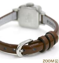 カバン ド ズッカ 腕時計 CARAMEL CABANE de ZUCCa ブラウン AWGP006 ベルト