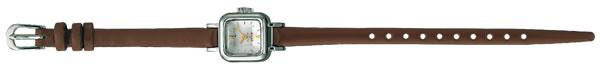 カバン ド ズッカ 腕時計 CARAMEL CABANE de ZUCCa ブラウン AWGP006 全体
