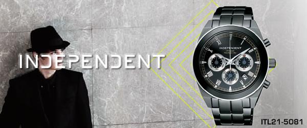 インディペンデント 腕時計 INDEPENDENT ITL21-5081 メイン画像