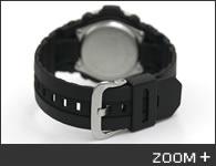 カシオ G-SHOCK 腕時計 デジタル/アナログ コンビモデル AW-590-1AJF CASIO G-ショック ベルト