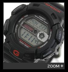 カシオ G-SHOCK 腕時計 MASTER OF G GULFMAN G-9100-1JF CASIO G-ショック ガルフマン 文字盤