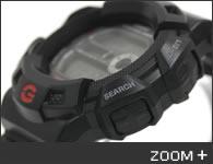 カシオ G-SHOCK 腕時計 MASTER OF G GULFMAN G-9100-1JF CASIO G-ショック ガルフマン サイド