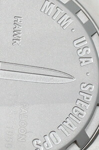 MTM SPECIAL OPS TITANIUM SILVER HAWK II シルバーホークII