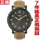 TIMEX Timex watch men modishness easy leader T2N677